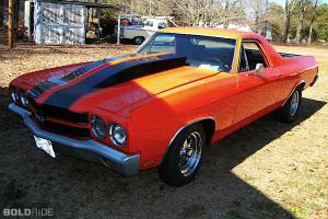 Chevrolet El Camino SS for Sale