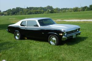 Chevrolet Nova SS for Sale