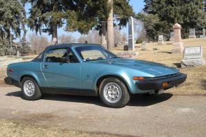 Triumph TR8 for Sale