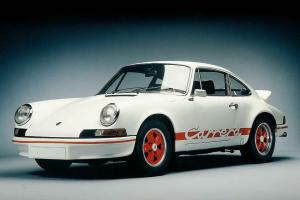 Porsche 911 Carrera RS 2.7 for Sale