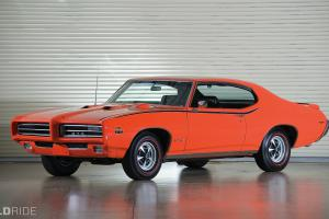 Pontiac GTO Judge for Sale