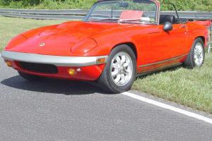 Lotus Elan 1971 for Sale