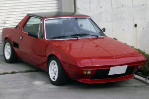 Fiat X1/9 Bertone for Sale
