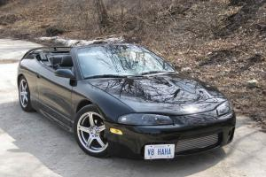 Mitsubishi Eclipse Spyder GS-T for Sale