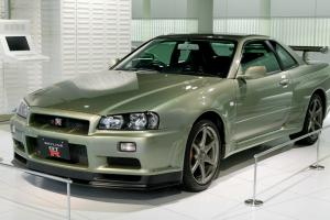 Nissan Skyline GT-R for Sale
