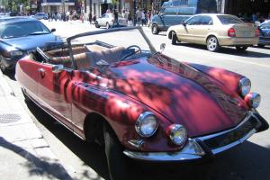 Citroen DS Convertible for Sale