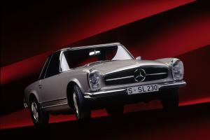 Mercedes-Benz W113 for Sale