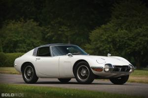 Toyota 2000GT for Sale