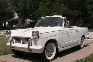 Triumph Herald for Sale
