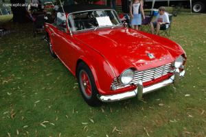 Triumph TR4 for Sale