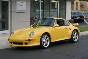 Porsche 993 Turbo for Sale