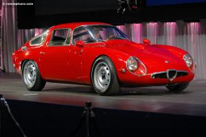 Alfa Romeo Giulia TZ for Sale