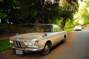 BMW 2000C/CS for Sale