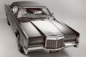 Lincoln Continental Mark V for Sale