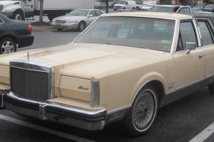 Lincoln Continental Mark VI for Sale