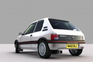 Peugeot 205 GTi for Sale