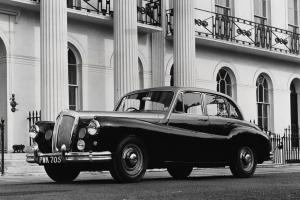 Daimler Regency for Sale
