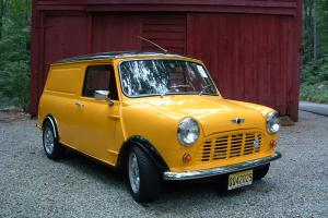 Austin Mini Van for Sale