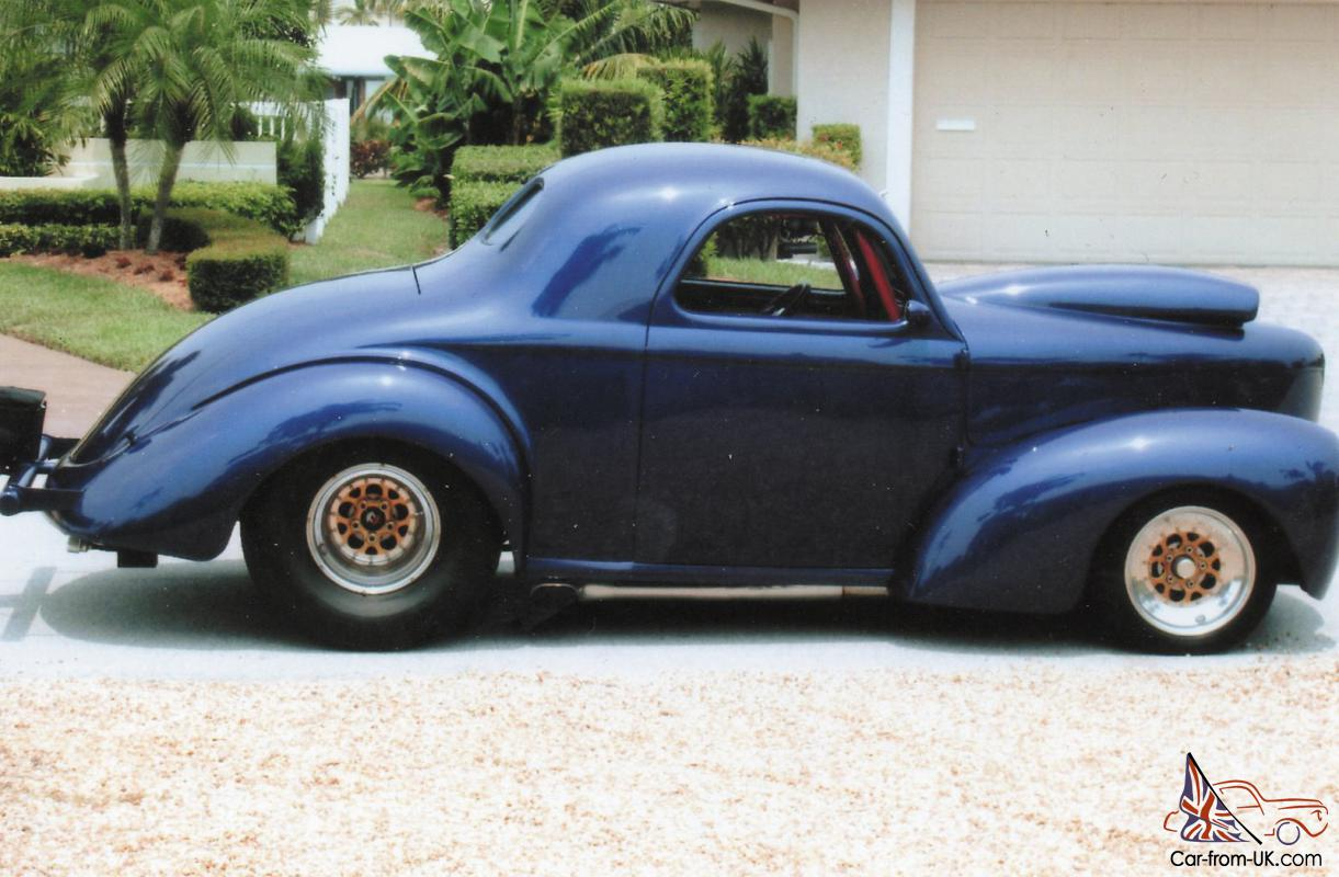All Steel Willys Coupe Project For Sale Html Autos Weblog