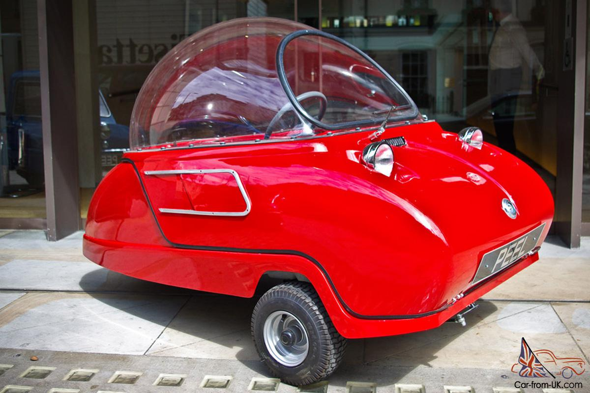 Flying Car For Sale >> Peel Trident - car classics