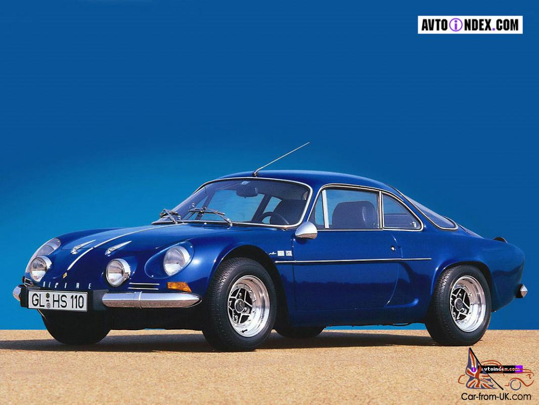 alpine a110 car classics. Black Bedroom Furniture Sets. Home Design Ideas