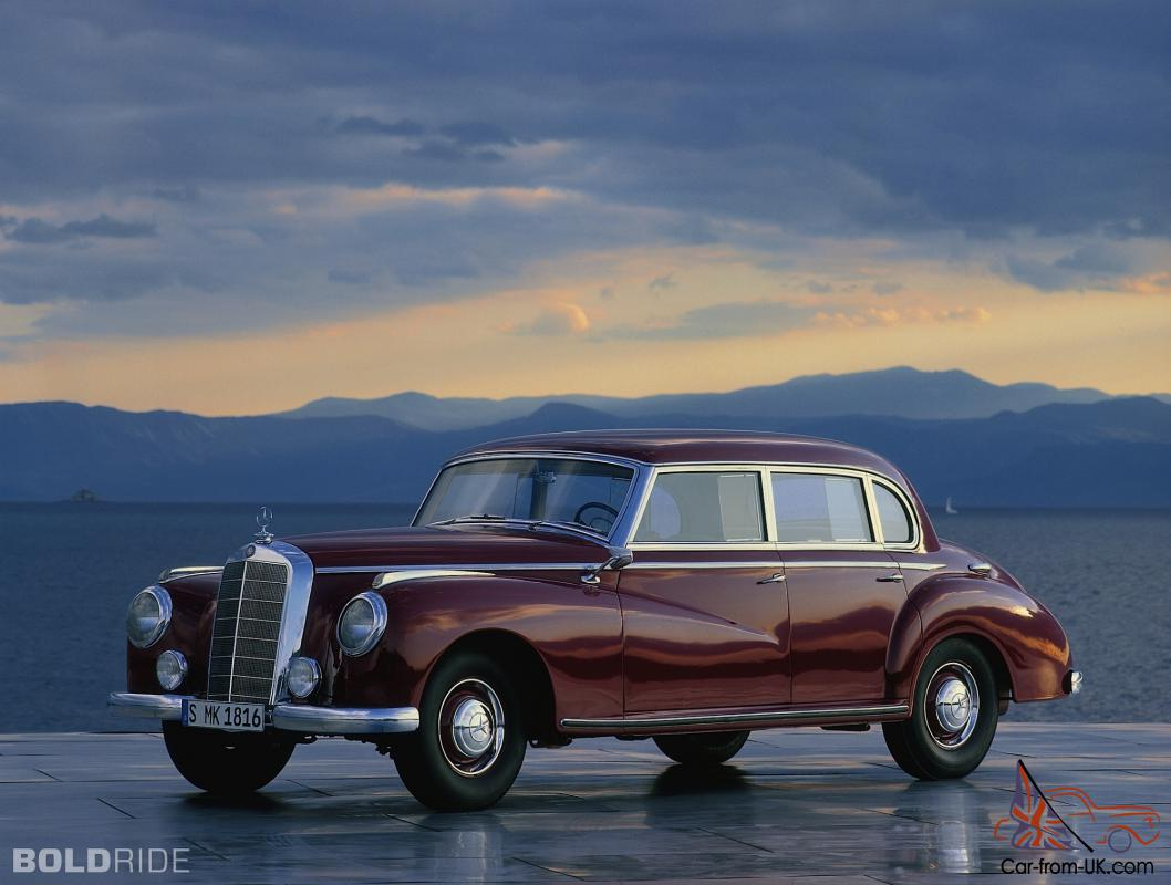 Mercedes benz type 300 car classics for Types of mercedes benz cars