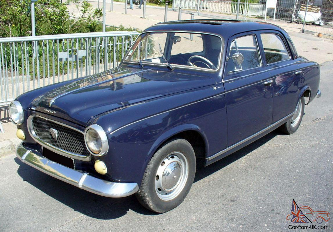 Image of Peugeot 403 1500 - [1955]