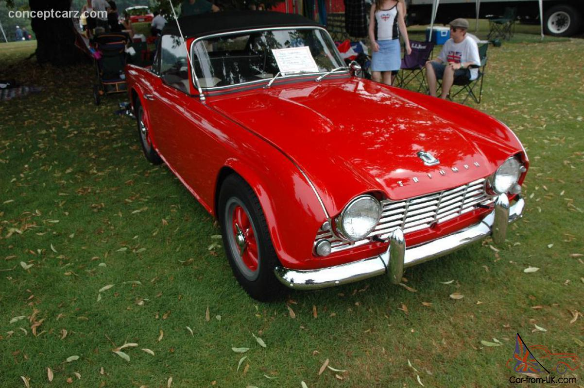 triumph tr4 car classics. Black Bedroom Furniture Sets. Home Design Ideas
