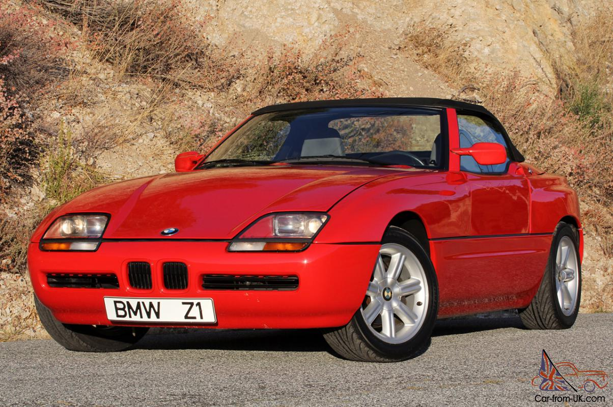 bmw z1 car classics. Black Bedroom Furniture Sets. Home Design Ideas