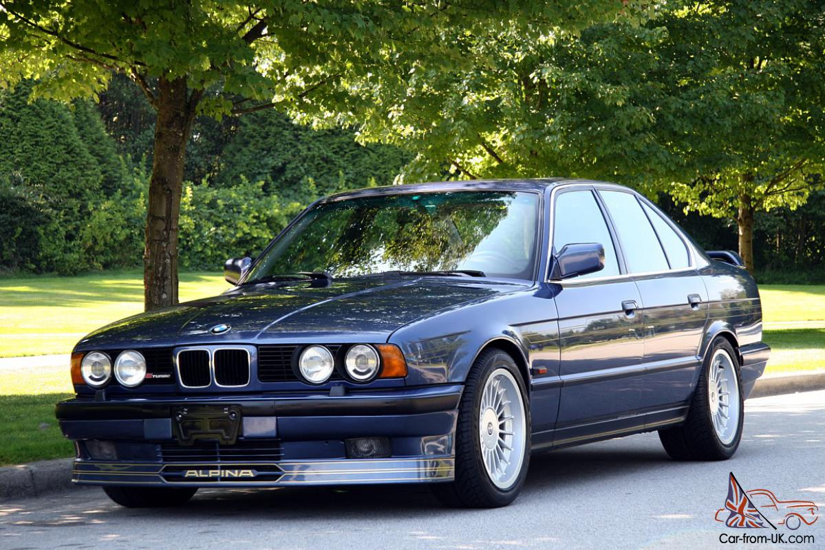 BMW Alpina B10 - car classics