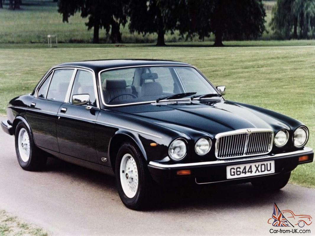 Jaguar Xj Series 1 Car Classics