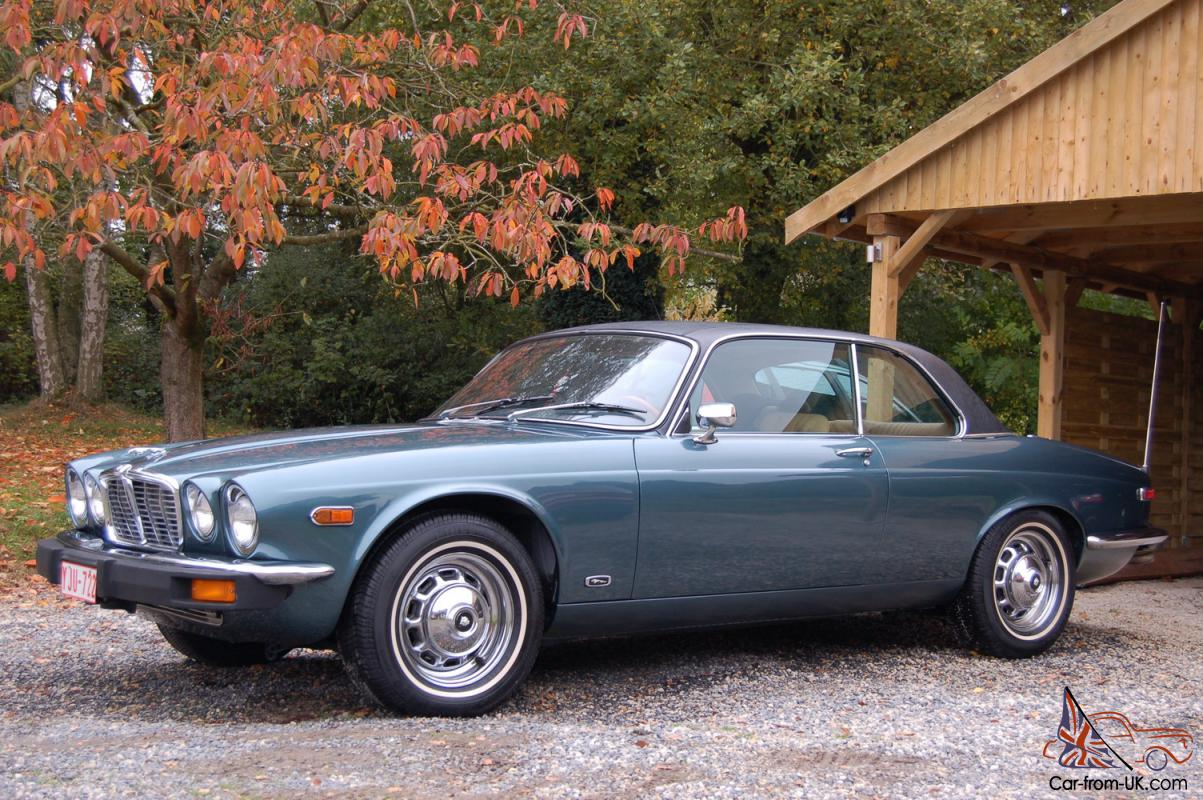 Awesome ... Jaguar XJ Coupe ...