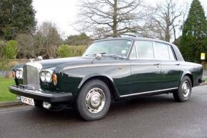 1978 BENTLEY T2 Green with Tan Leather FSH from new, warranted 57000 miles