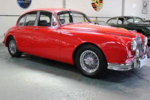 Jaguar MK2 3.8 1963 Restored By Beacham