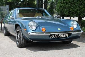 1974/M LOTUS EUROPA SPECIAL TWINCAM BLUE 5SPD MANUAL BIG VALVE