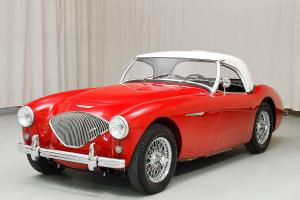 Beautifully restored 100/4 BN2 with hardtop, from Hyman Ltd. Classic Cars