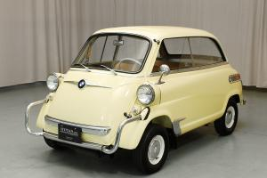 Charming BMW 600 Isetta, nicely restored microcar, from Hyman Ltd. Classic Cars