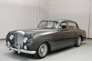 Rare coachbuilt Bentley S1 by H.J. Mulliner, wonderful motorcar, from Hyman Ltd. Photo