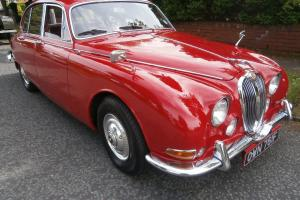 Jaguar 3.4 S Type 1968 3 Former Keepers Only 39,000 miles Beautiful throughout Photo