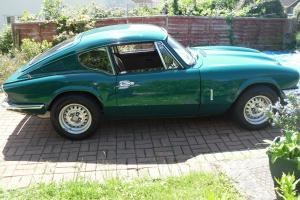 TRIUMPH GT6 MK3,1973 TAX EXEMPT,3 OWNERS FROM NEW.