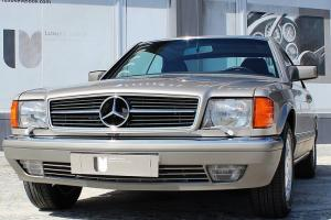 1988 Lhd Mercedes-Benz 560SEC 300HP - 50400kms -
