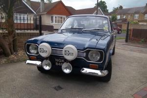 MK1 ESCORT RS2000 REPLICA, ONE OFF THE BEST AROUND STRONG SHELL TWIN FORTY FIVES