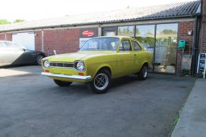 Ford Escort 1100 Mk1, with Just 35000 miles and 1 Prev Owner