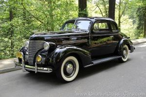 1939 Chevrolet Master 85 Business Coupe. EXCELLENT! See VIDEO.