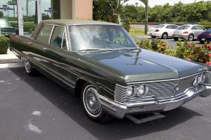 Chrysler Imperial 1968 MINT Condition Restoration