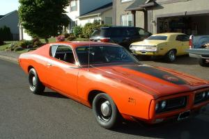 1971 Dodge Charger Super Bee Tribute