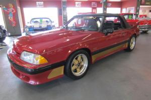1989 Ford Mustang Saleen Convertible 35,342 Actaul Miles 1 owner