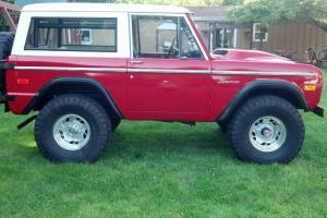 1971 Ford Bronco New Paint,New Motor and more, 27615 miles 2 owner