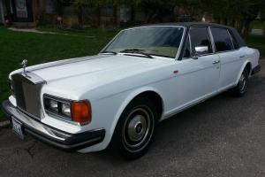 1982 Rolls Royce Silver Spur Base Sedan 4-Door 6.7L