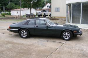 1988 Jaguar XJS Base Coupe 2-Door 5.3L  LOW MILES!!!!